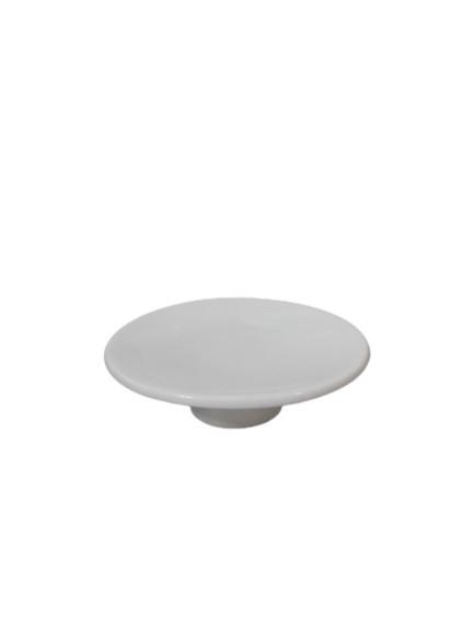 Sapuniera ceramica , alb