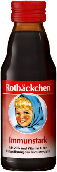 """Suc multi-fruct Rotbäckchen """"Imunitate"""", 125 ml"""