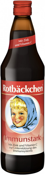 """Suc multi-fruct Rotbäckchen """"Imunitate"""", 700 ml"""