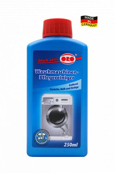 Solutie intretinere si curatare masina de spalat haine, 250 ml