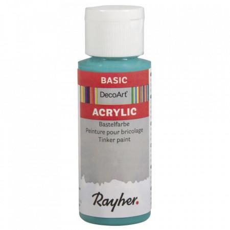 Vopsea acrilica - Indian turquoise, 59 ml
