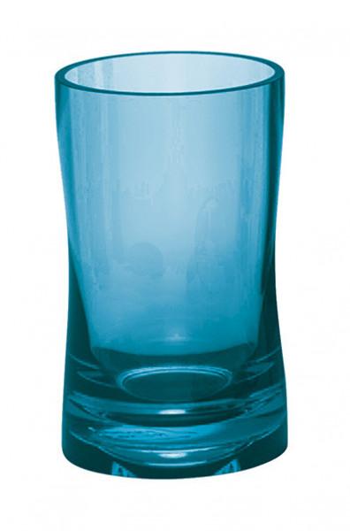Pahar baie din plastic, albastru