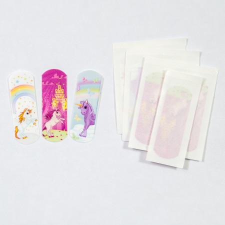 Plasturi KIDS - Unicorni, 10 buc