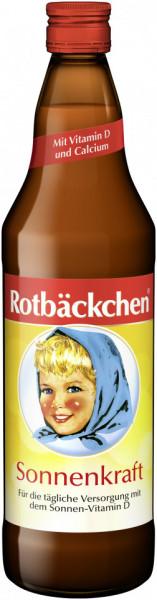 """Suc multi-fruct Rotbäckchen """"Puterea Soarelui"""", 700 ml"""