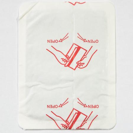 Perna de cladura 8H cu capac de carton