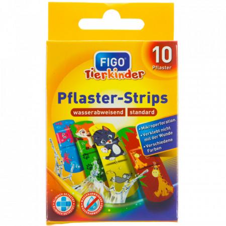 Plasturi KIDS, 10 buc
