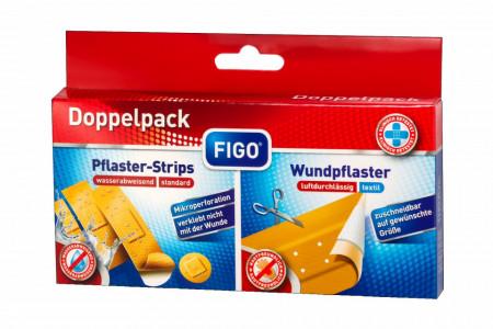 Plasturi pachet MIX, 21 buc