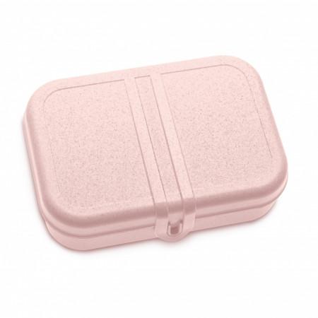 Cutie pentru pranz roz cu separator, PASCAL