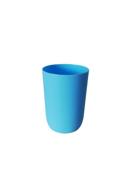 Pahar plastic , 250 ml, albastru