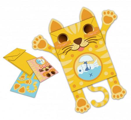 Set creativ geanta cadou pentru copii