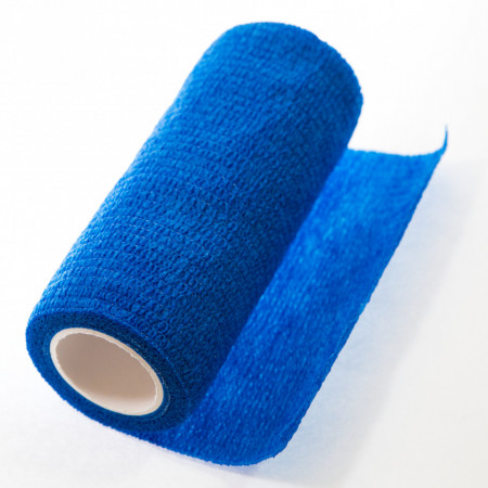 Bandaj elastic autoadeziv pentru musculatura