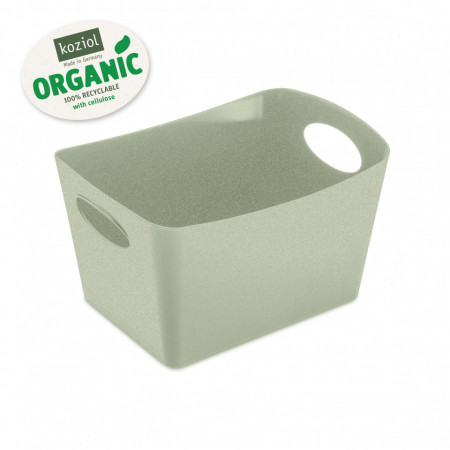 Cos depozitare 1 litru verde, BOXXX S