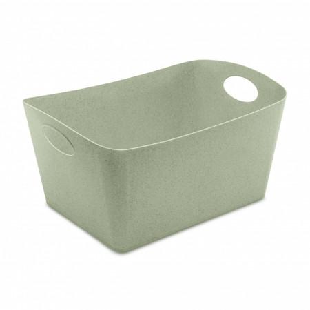 Cos depozitare 15 litri verde, BOXXX L
