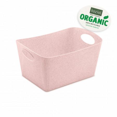 Cos depozitare 3.5 litri roz, BOXXX M