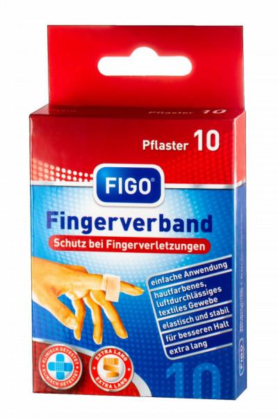 Plasturi pentru deget, 10 buc