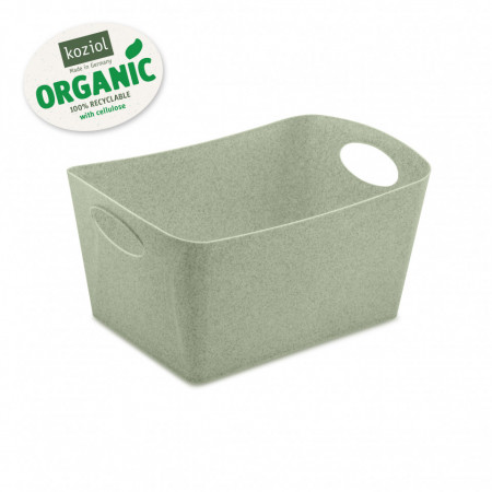 Cos depozitare 3.5 litri verde, BOXXX M