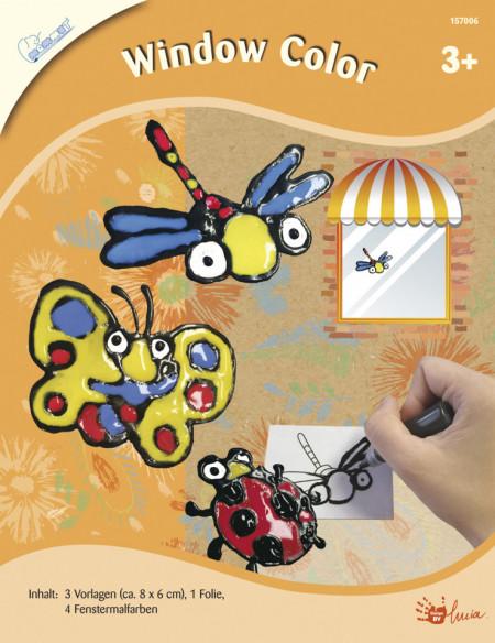 Set creativ insecte