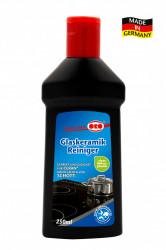Pasta pentru curatat plite (vitro-ceramice, inductie, sticla), 250 ml