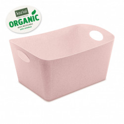 Cos depozitare 15 litri roz, BOXXX L