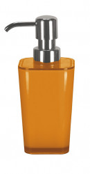 Dozator sapun lichid, portocaliu
