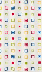 Perdea dus Box, textil, 180/200 cm