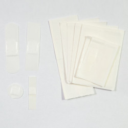 Plasturi Transparenti, 20 buc