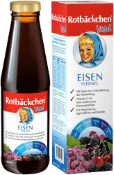 Formula Fier Rotbäckchen Vital, 450 ml