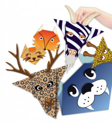 Set creativ origami 6 animale