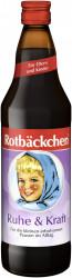 "Suc multi-fruct Rotbäckchen ""Calm și Putere"", 700 ml"