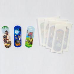 Plasturi copii - Mica aventura