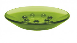 Savoniera ceramica , verde
