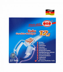 Tablete pentru masina de spalat vase, 12 in 1