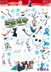 "Sticker pentru geam, ""OLAF"""