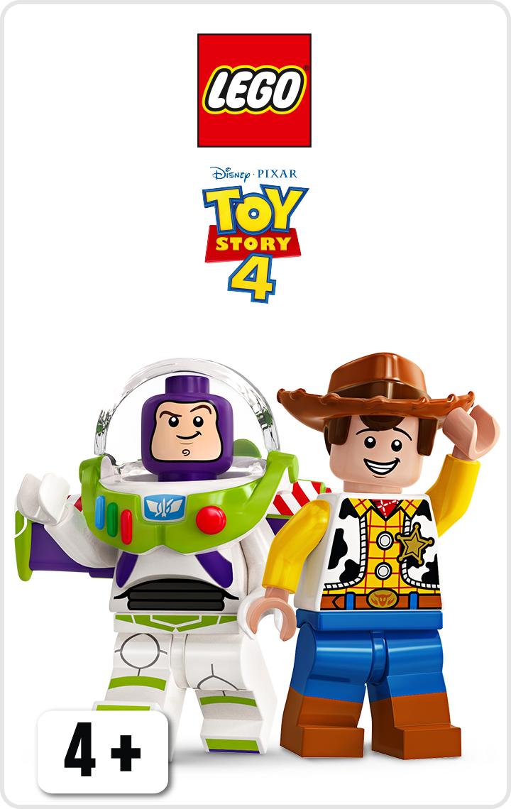 LEGO Disney Pixar Toy Story 4