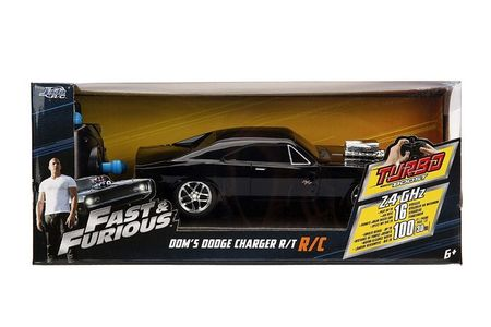 Fast And Furious Rc Dodge Charger 1970