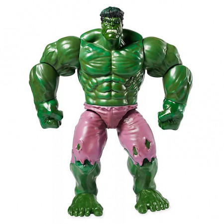 Figurina deluxe interactiva Hulk