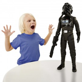 Poze Figurina Tie Fighter Pilot Star Wars 50 cm