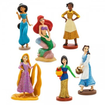 Figurine Printesele Disney - set 3