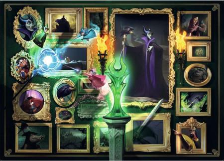 Puzzle Villainous Malificent, 1000 Piese