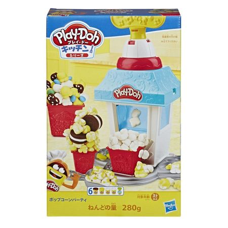 Set Play Doh Popcorn Party