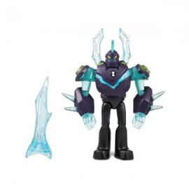 Ben 10 - Figurina Cap de Diamant Omni-Enhanced - 12 cm