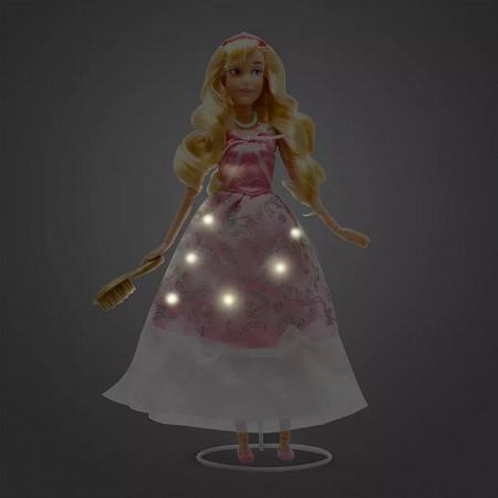 Papusa premium Printesa Disney Cenusareasa cu sunete si lumini