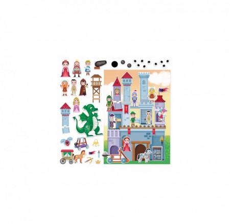 Puzzle Castelul Cavalerilor