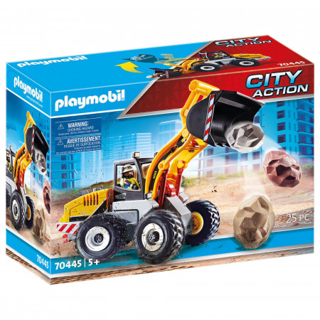 Set de joaca Playmobil Incarcator Frontal