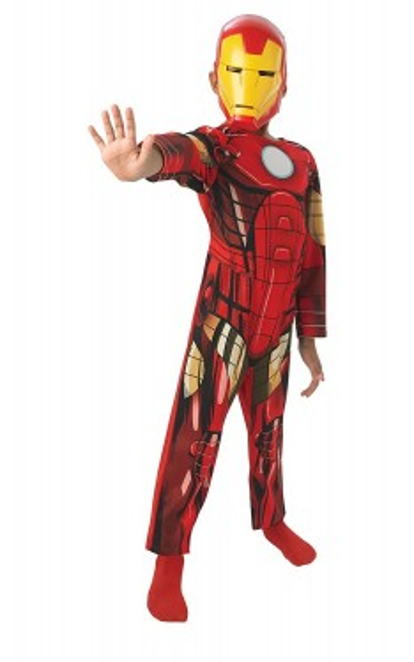 Costum Clasic Iron Man (Marime S)