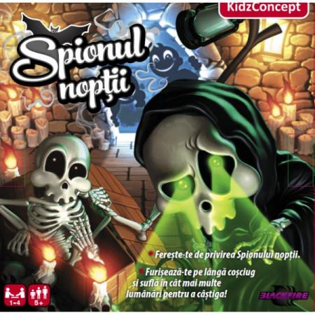 Joc Spionul noptii