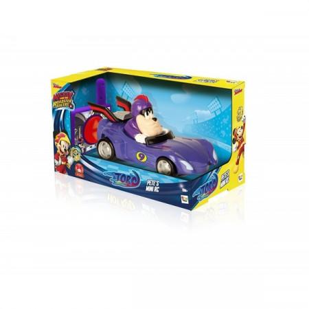 Masinuta lui Pete cu telecomanda - Mickey si Pilotii de Curse