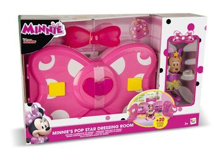 Set Papusa Minnie cu Dressing si tinute pop