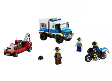Transportor de prizonieri