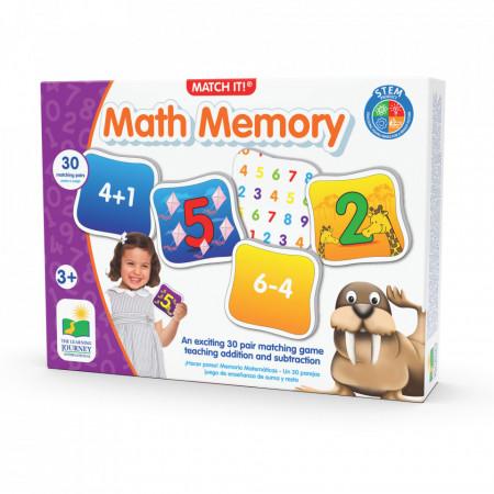 Puzzle Sa Memoram Calcule Matematice